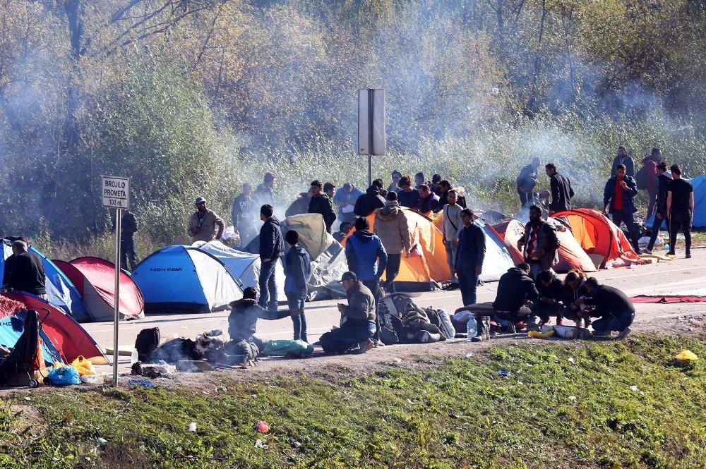 U BiH od početka godine više od 20 tisuća ilegalnih migranata, 500 ...