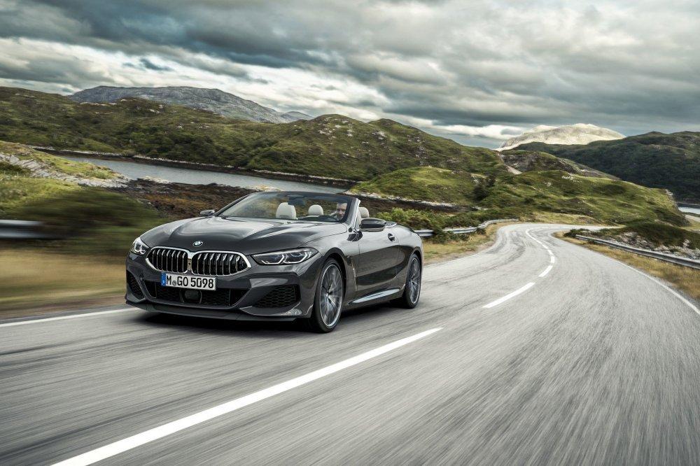 BMW serija 8 kabriolet