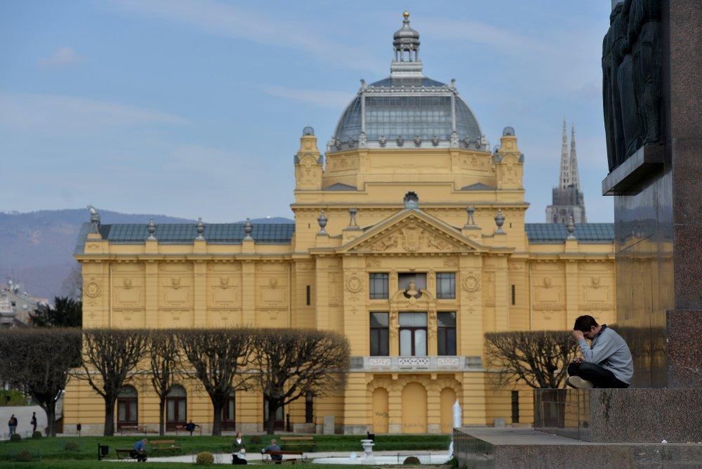 Umjetnicki Paviljon Slavi 120 Godina Postojanja Tportal