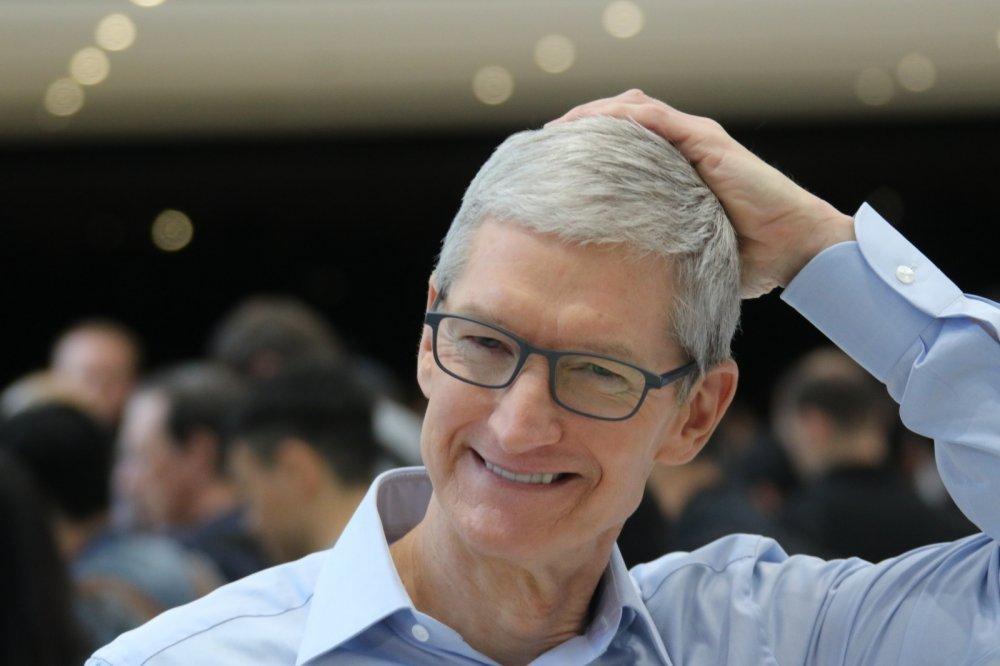 53694ee6055 Tim Cook je imao utjecaja na Apple i prije no što je počeo raditi za ...