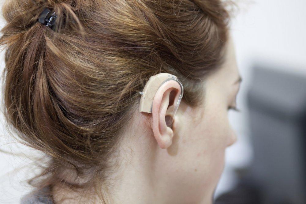 Slušanje oštećenog sluha