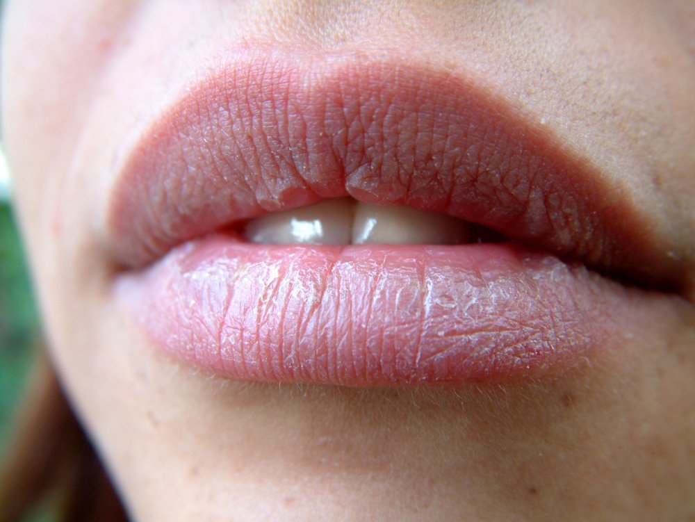 sočne velike usne