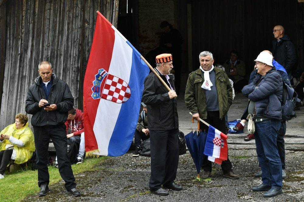 Središnja komemoracija u povodu 74. godišnjice bleiburške tragedije