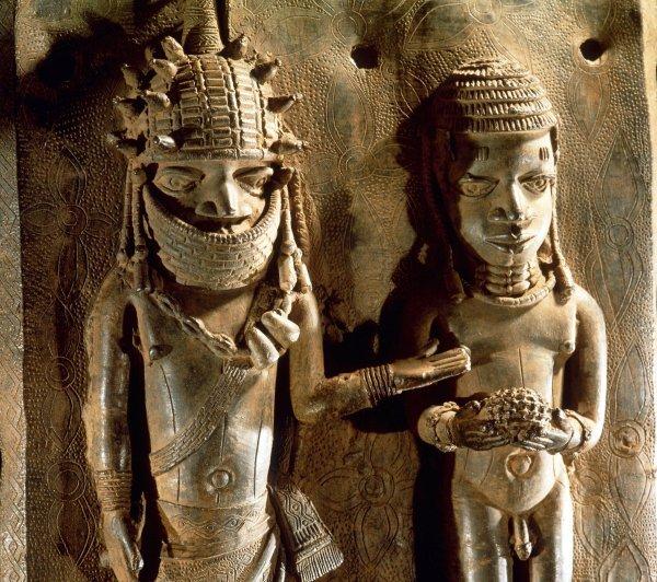 Beninske bronce
