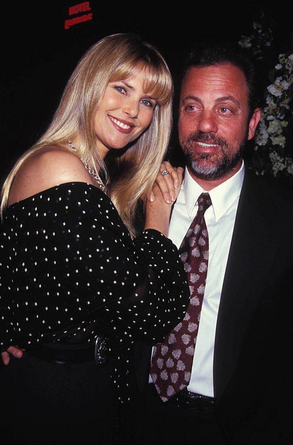 Christie Brinkley i Billy Joel