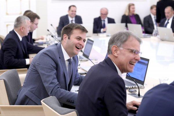 Tomislav Ćorić i Gari Cappelli mogu biti sretni zbog dvoznamenkastog rasta proračuna