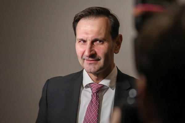 Miro Kovač jedan je od kandidata za novog šefa HDZ-a