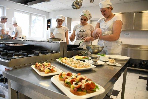 Ukusna i zdrava hrana može se pripremiti i u hrvatskim srednjim školama