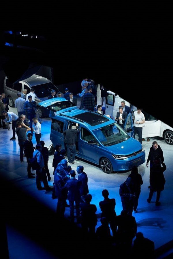 Novi VW Caddy