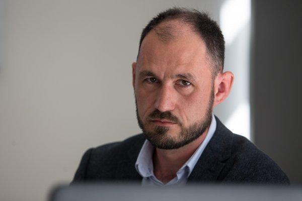 Vjekoslav Budanec, predsjednik Zajednice udruga hrvatskih povrćara