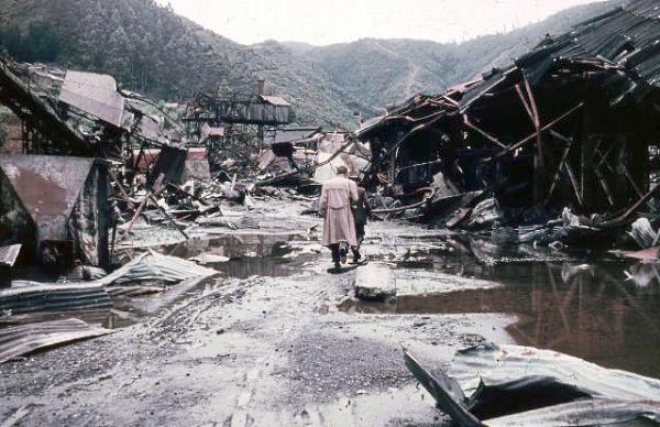 Epicentar najsnažnijeg potresa u povijesti zabilježen je u blizini grada Lumaco