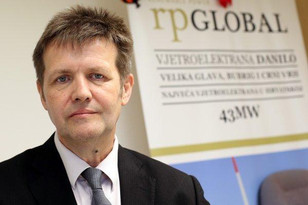 Direktor RP Global Bojan Reščec