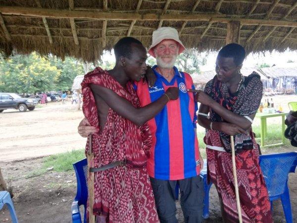 Neven Klapeža znaju i po njegovoj afričkoj avanturi