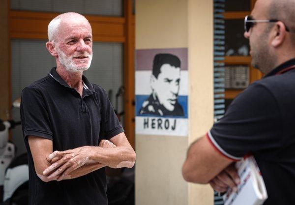 Neven Klapež u razgovoru s novinarom tportala Damirom Petranovićem