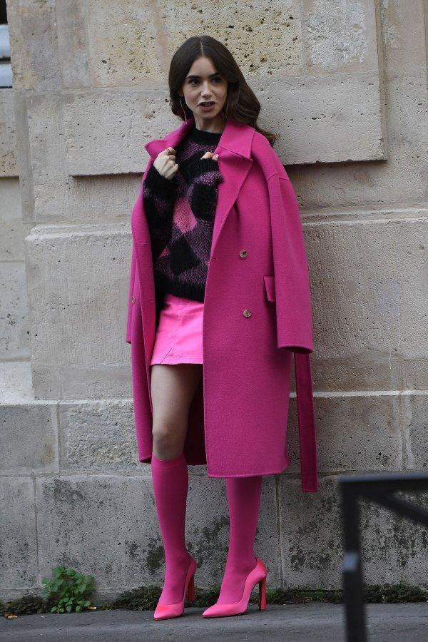 Lily Collins u novoj seriji 'Emily u Parizu'