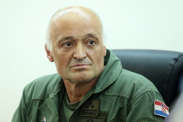 Umirovljeni brigadir Ivan Selak jedan je od najiskusnijih pilota na avionu MiG-21