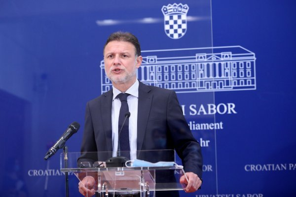 Najdiskutabilnije su ocjene predsjednika Sabora Gordana Jandrokovića o Zlati Đurđević
