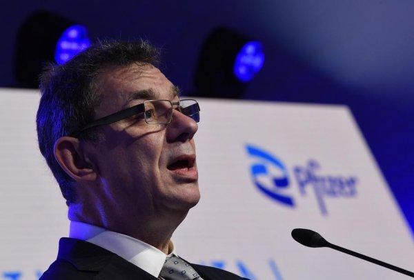 Albert Bourla, glavni izvršni direktor Pfizera