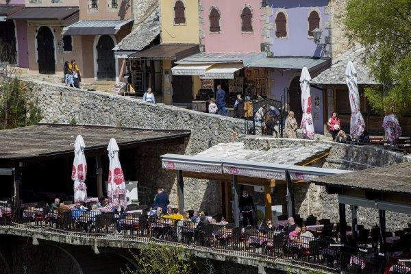 I mostarski turizam pogođen koronom