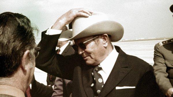 Josip Broz Tito u Teksasu