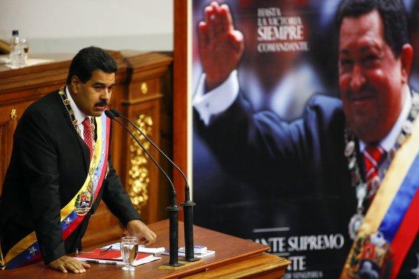 Nicolas Maduro naslijedio je Huga Cháveza