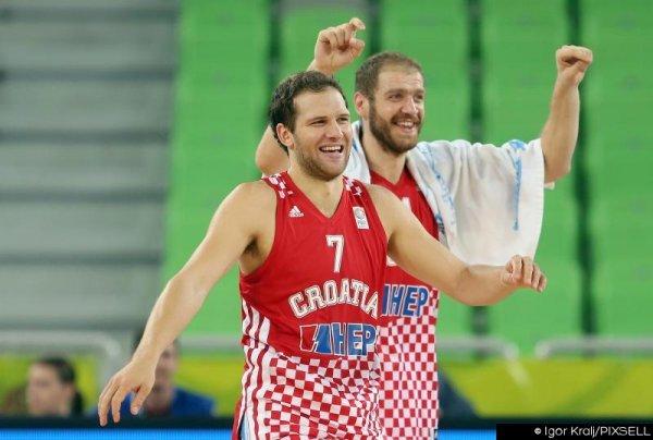 Bojan Bogdanović i Luka Žorić