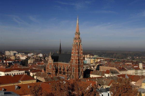 'Nisu komarci jedini krivci za to što je Osijek od zadnjeg popisa ostao bez 30.000 svojih mlađih stanovnika'