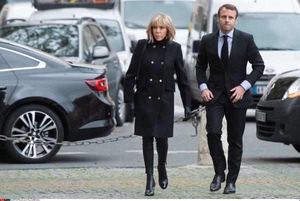 Brigitte Macron od supruga je starija 25 godina