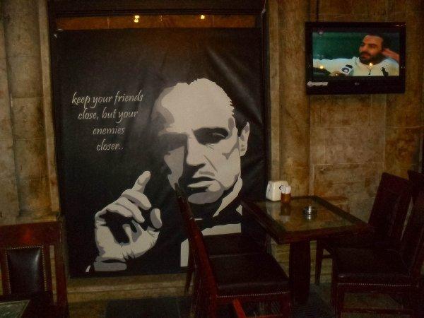 Corleoneova poruka suština je Bliskog istoka