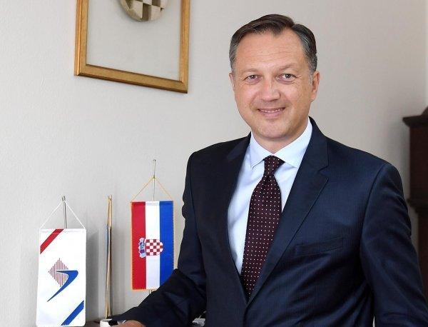 Predsjednik Uprave Jadrolinije David Sopta