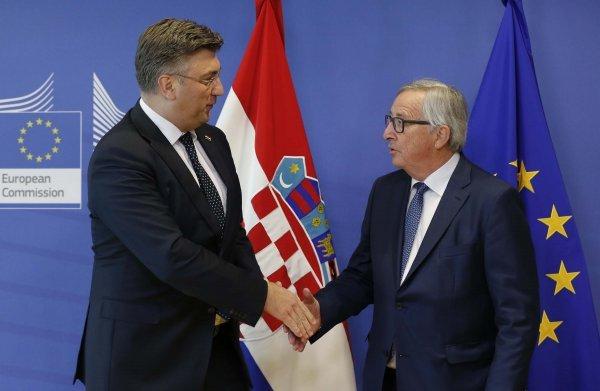 Razlika u odnosu na projekte Kineza u Srbiji je u tome što gradnju Pelješkog mosta ne financiraju oni, već Europska unija