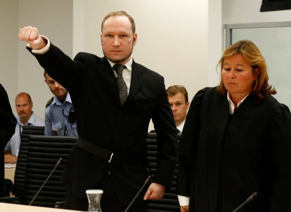 Anders Breivik inspirirao je i potaknuo druge radikalne desničare diljem Europe