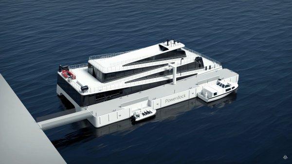 Kreće gradnja futurističkog morskog plovila 761516
