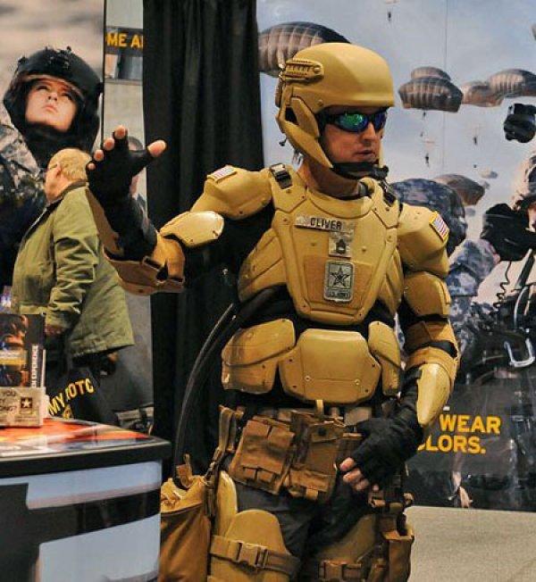 Egzoskelet američke vojske trebao bi imati premijeru ovog kolovoza