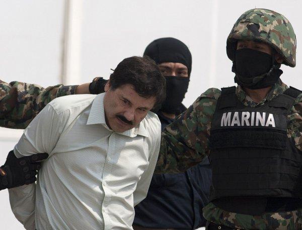 Joaquin Guzman zvani El Chapo čeka suđenje u SAD-u