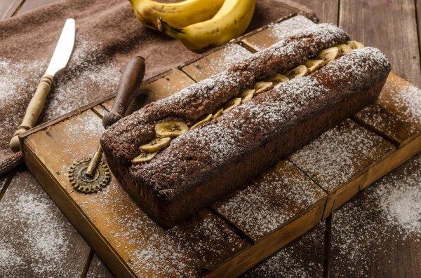 Kruh s bananom