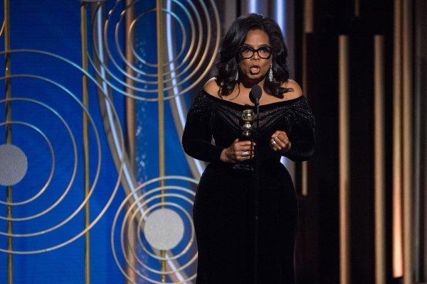 Oprah Winfrey, na dodjeli nagrada Zlatnih globusa, progovorila je o seksualnom zlostavljanju žena