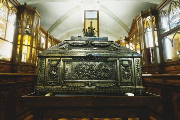 Kovčeg s mumijom Betlehemskog djeteta