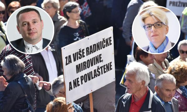 Ustavni stručnjaci Mato Palić i Sanja Barić