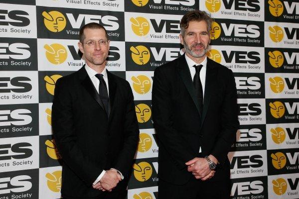 D. B. Weiss i David Benioff