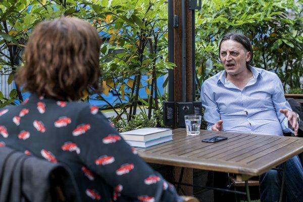 Novinarka tportala u razgovoru s Dragom Bojićem prilikom njegova nedavna posjeta Zagrebu