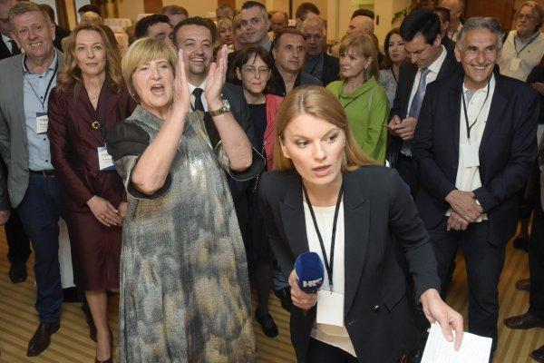 Ruža Tomašić u javnosti se nametnula kao dosljedna radnica